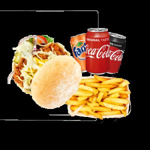 Kipburger Combideal