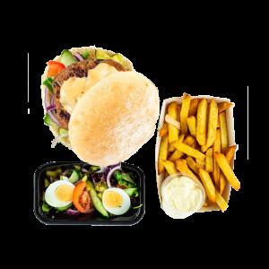 Hamburger Classic Menu
