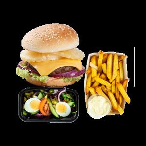 Hawaii Burger Menu